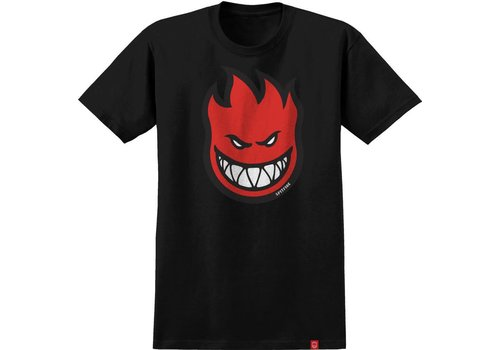 Spitfire Spitfire Bighead Fill Youth Tee Black/Red