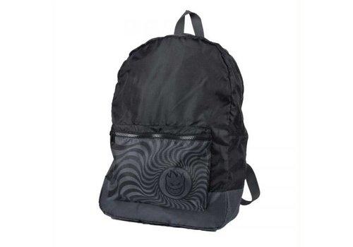 Spitfire Spitfire Packable Backpack Bighead Swirl Black