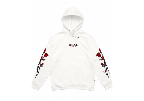 Wasted Paris Wasted Real Lies Hoodie White