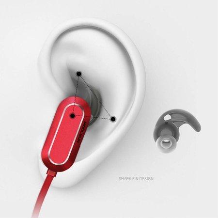 MOOLSUN MOOLSUN CVC6.0 Noise-reduction Sport Bluetooth Earphones