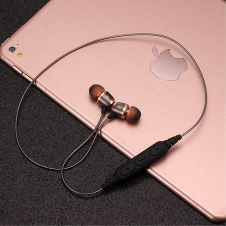 QC60 Bluetooth V4.1 Sport Headset - Goud