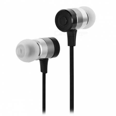 7256 Lichtgewicht Sport Bluetooth 4.0 In-ear Headphones - Zwart