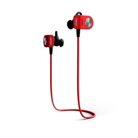 JOYROOM JOYROOM JR-D1 Bluetooth 4.2 Headset - Rood