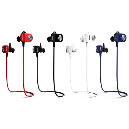 JOYROOM JOYROOM JR-D1 Bluetooth 4.2 Headset - Wit