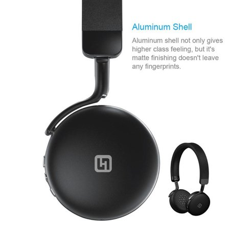 180 Graden Draaibare Noise Reduction Bluetooth Koptelefoon