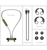 BASEUS BASEUS S01 Magneet Bluetooth 4.1 In-ear Sport Headset