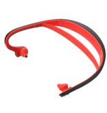 VORSON VORSON BT92 Bluetooth Sport Headset - Rood