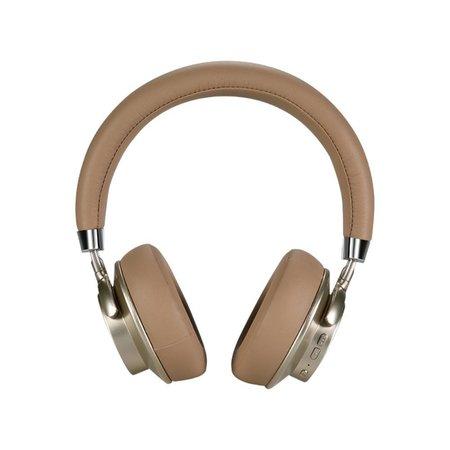 JOYROOM JOYROOM H12 Bluetooth Over-ear Koptelefoon - Goud
