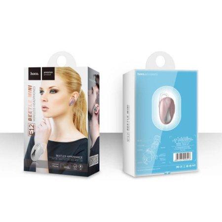 HOCO HOCO E12 Beetle Mini Bluetooth V4.1 Headset - Zwart
