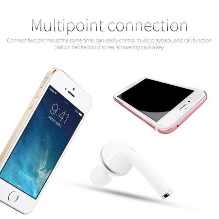 Single Bluetooth In-Ear Oortje - Rosé Goud