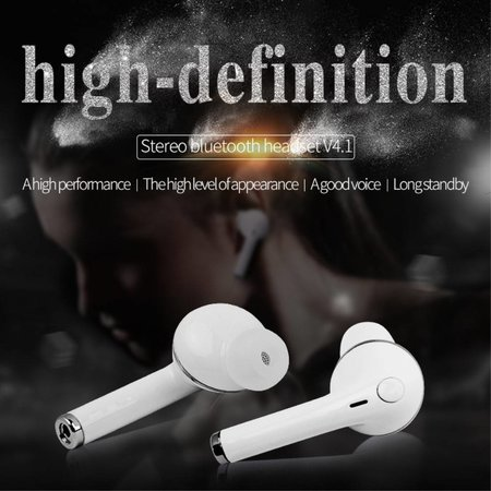 High-definition Bluetooth Oordopjes - Wit