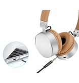 USAMS USAMS US-LH001 Over-Ear Bluetooth Hoofdtelefoon