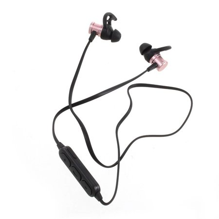 SLS-100 Bluetooth Sport Oortjes - Rosé Goud