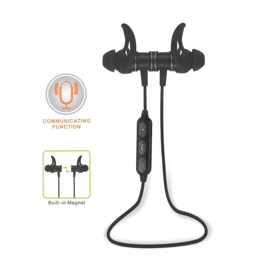 SLS-100 Bluetooth Sport Oortjes - Zwart