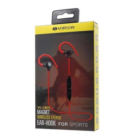 Bluetooth V4.1 Sport Headset (VE-001) - Blauw