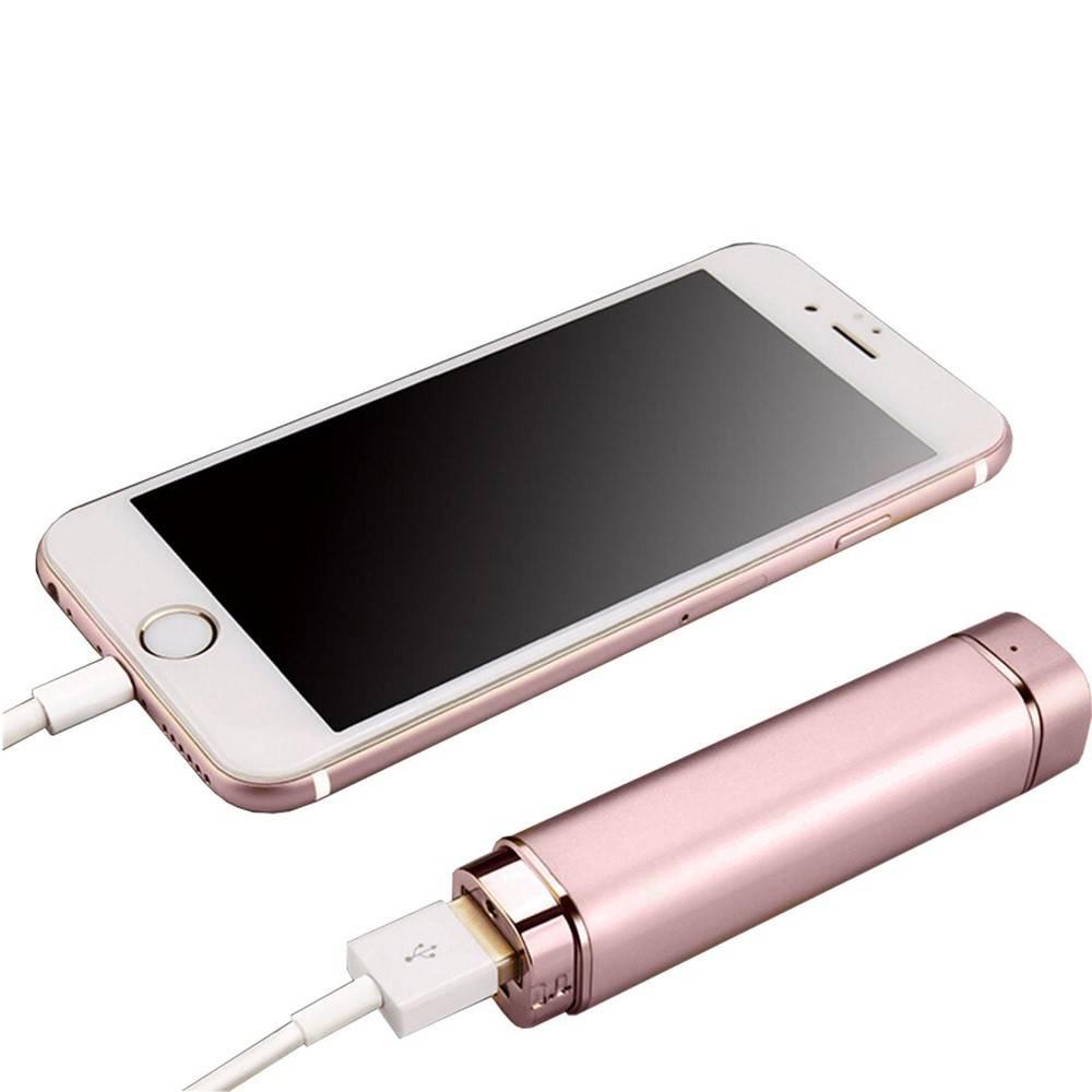K1 2-In-1 Bluetooth Headset + Oplaadstation - Rosé Goud