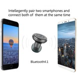 AWEI AWEI A871BL 2-in-1 Bluetooth 4.1 Oortje + Auto Oplader