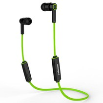 OBees Bluetooth 4.1 Sport Oortjes (CE/FCC) - Groen