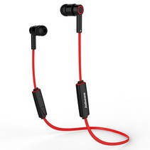 OBees Bluetooth 4.1 Sport Oortjes (CE/FCC) - Rood