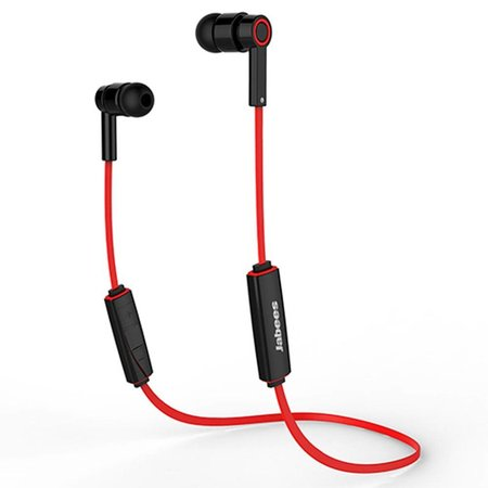 JABEES JABEES OBees Bluetooth 4.1 Sport Oortjes (CE/FCC) - Rood