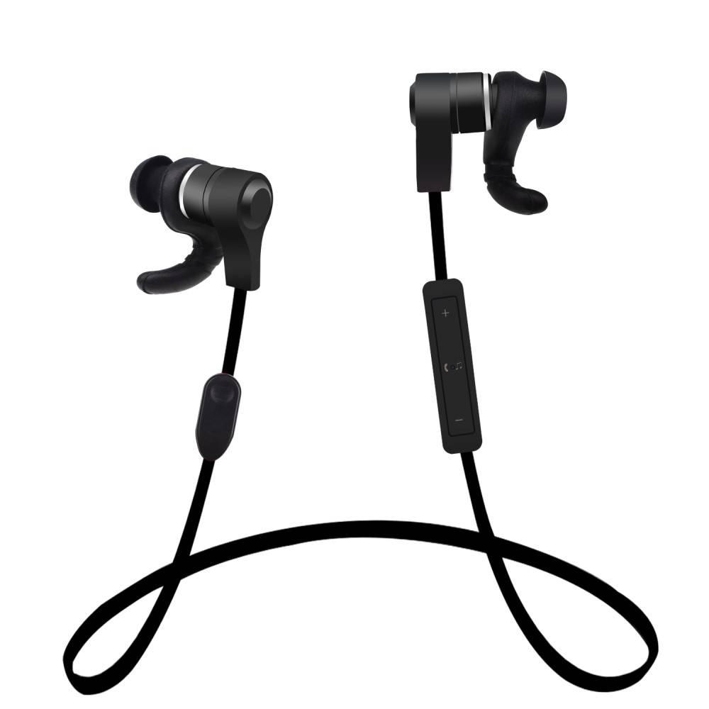 H3 Bluetooth V4.1 Sport Oordopjes - Zwart