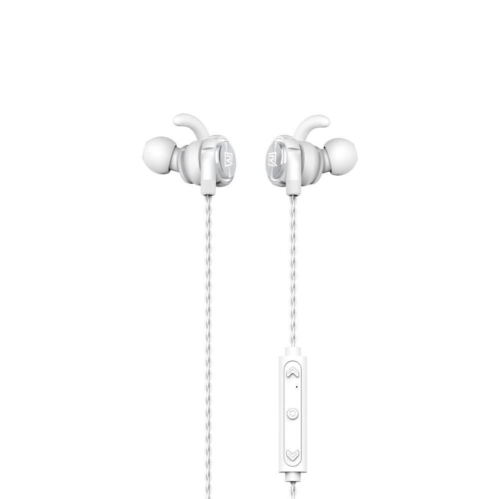 REMAX REMAX S10 Bluetooth 4.1 In-ear Oordopjes - Wit