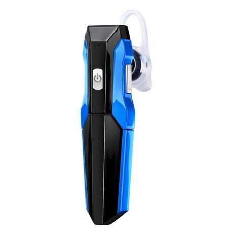 Iron Man Bluetooth Headset met Noise Cancelling - Blauw