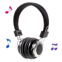 HF720 Bluetooth Koptelefoon - Zwart