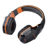 KOTION KOTION B3505 Bluetooth 4.1 Gaming Headset - Oranje