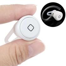 Bluetooth V3.0 Earbud (YE-106S) - Wit