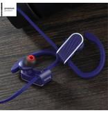 HOCO ES7 Sport Bluetooth Headset - Blauw