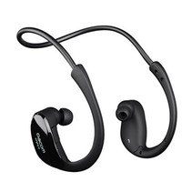 DACOM Athlete Ear Hook NFC Bluetooth 4.1 Headset Sport Earphone - Zwart