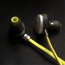 U5 Plus Bluetooth 4.1 Waterproof In-ear Oortjes - Geel