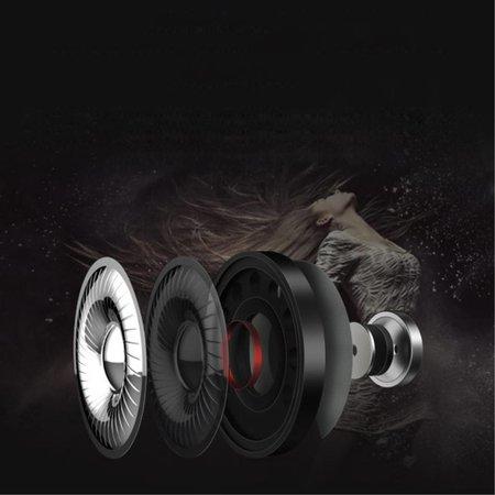 MIFO MIFO U5 Plus Bluetooth 4.1 Waterproof In-ear Oortjes - Zwart
