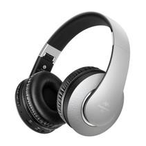P1 Bluetooth 4.0 Over-ear Koptelefoon - Zilver