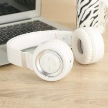 P6 Bluetooth 4.0 Over-ear Koptelefoon - Wit / Zilver