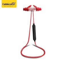 X8 Metalen Sport Bluetooth Headset - Rosé Goud