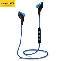 X7 Sport Bluetooth 4.1 Headphones - Blauw