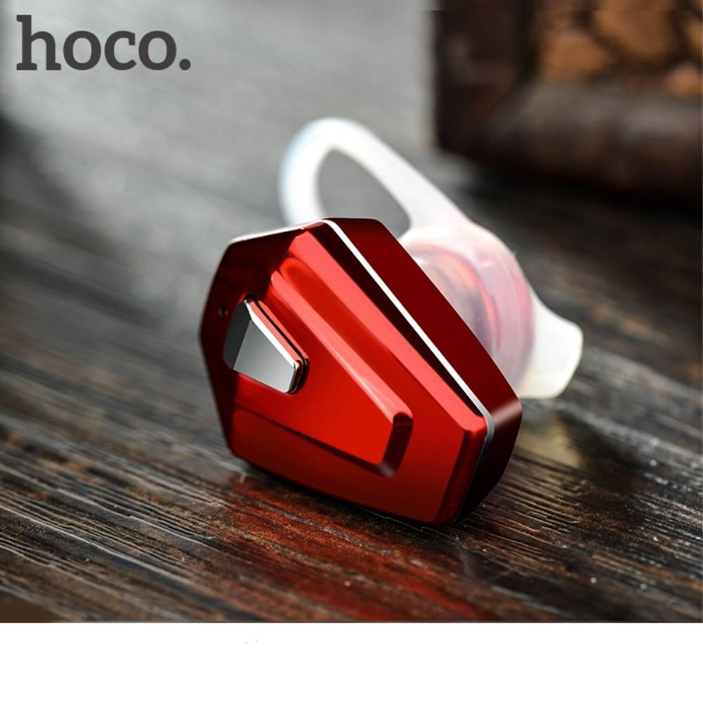 HOCO HOCO E17 Bluetooth V4.1 Headset - Rood