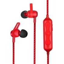 WAVE Sport Bluetooth 4.1 In-ear Oortjes - Rood