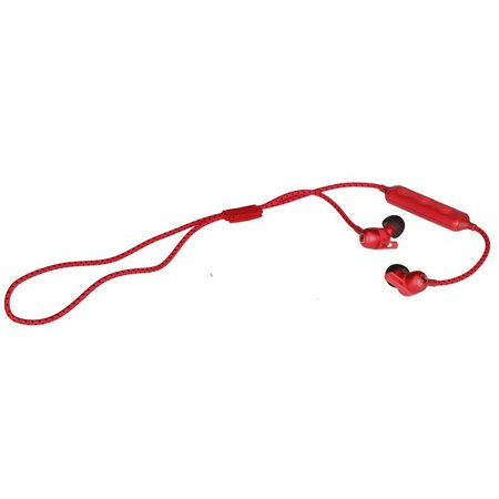 MOMAX MOMAX WAVE Sport Bluetooth 4.1 In-ear Oortjes - Rood