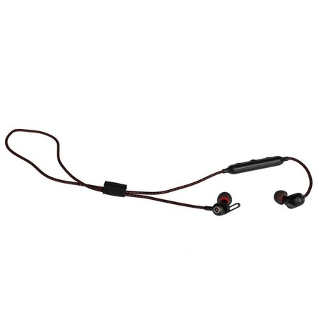 MOMAX MOMAX WAVE Sport Bluetooth 4.1 In-ear Oortjes - Zwart
