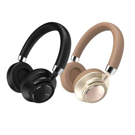 HOCO HOCO W10 Over-Ear Bluetooth Hoofdtelefoon - Zwart