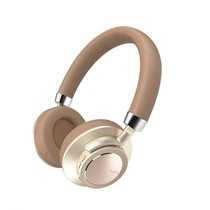 W10 Over-Ear Bluetooth Hoofdtelefoon - Goud