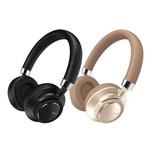 HOCO HOCO W10 Over-Ear Bluetooth Hoofdtelefoon - Goud