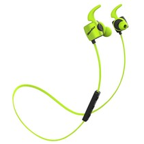 Sport Bluetooth 4.1 In-ear Earphones - Groen