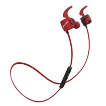 Sport Bluetooth 4.1 In-ear Earphones - Rood