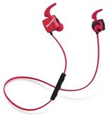BLUEDIO BLUEDIO Sport Bluetooth 4.1 In-ear Earphones - Rood