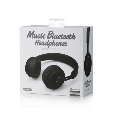 REMAX REMAX Bluetooth 4.1 Over-ear Hi-Fi Koptelefoon - Bruin