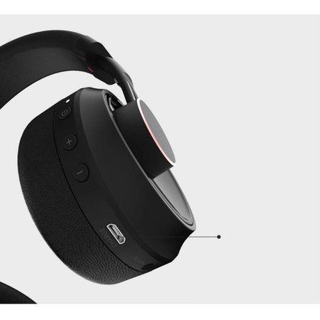 REMAX REMAX Bluetooth 4.1 Over-ear Hi-Fi Koptelefoon - Zwart